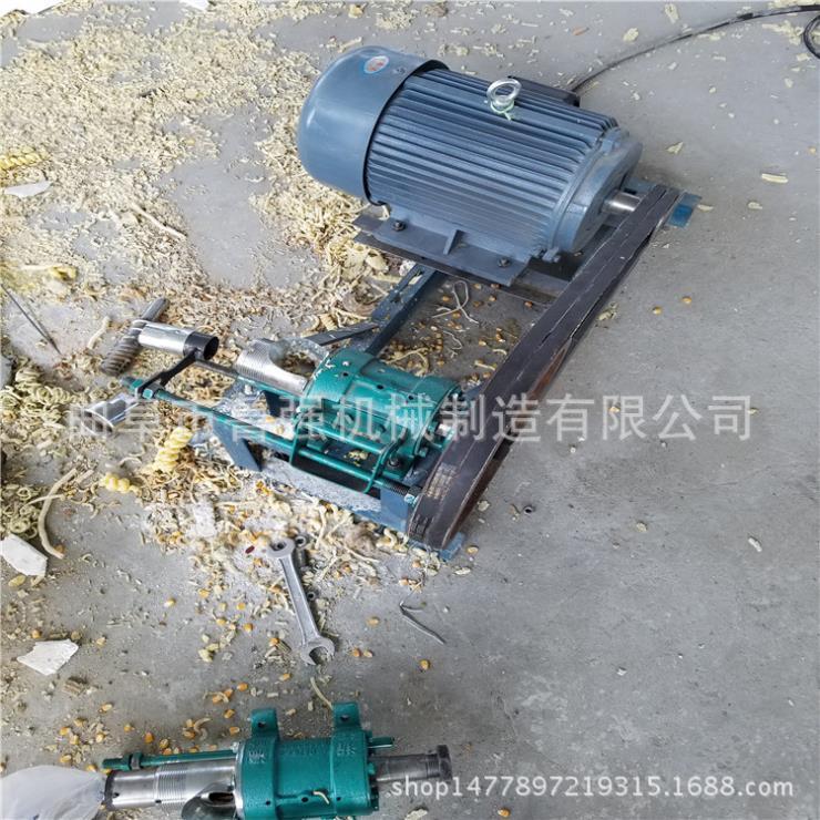 江米棍膨化機價格建鄴花生型狀膨化機40膨化機