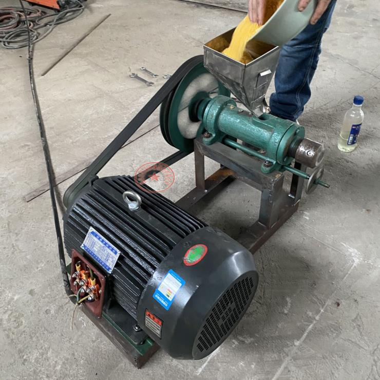 柴油江米棍膨化機洪湖自熟多功能膨化機面粉膨化機價格