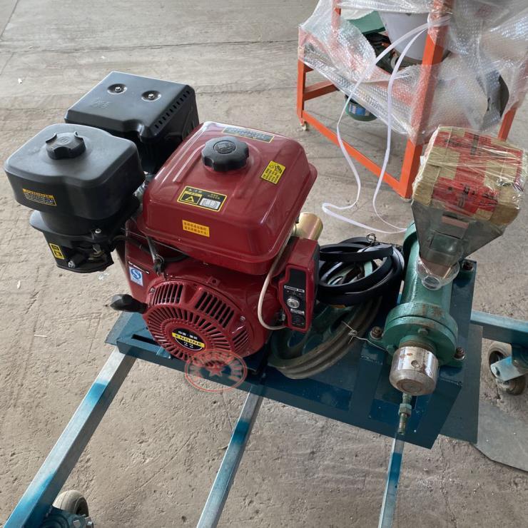 江米棍膨化機漳浦空心棒膨化機不銹鋼外殼膨化機