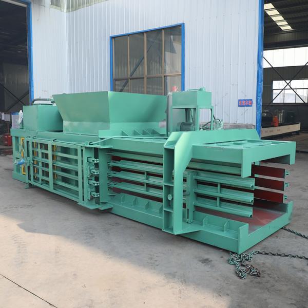 吉安120吨卧式液压打包机使用说明