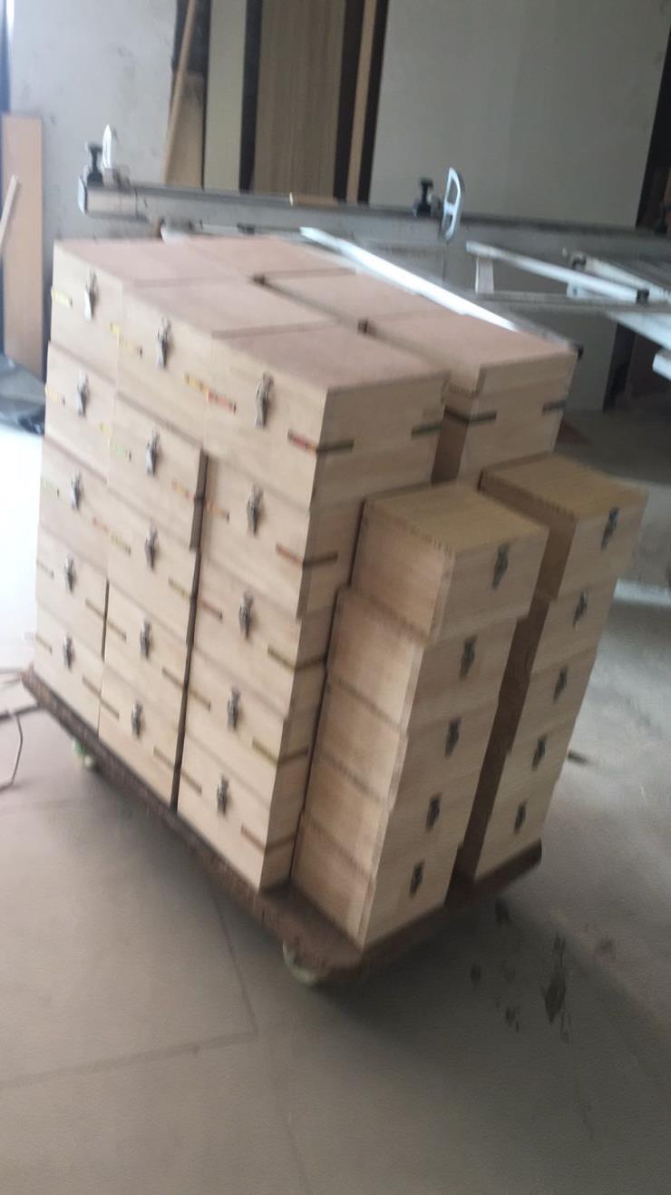 上海闵行免熏蒸木箱木托盘