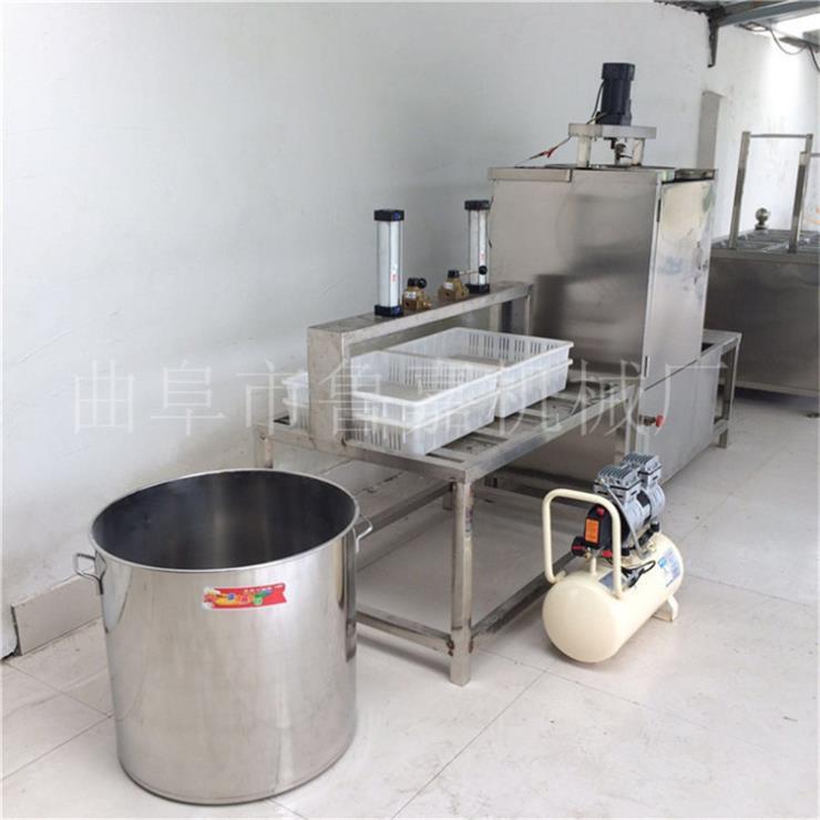 大型高产量豆腐机 加工厂用豆浆机
