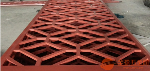 仿古铝格栅窗花上海收费站,木纹铝花格窗/冰裂纹造型铝合金花格,质优价低