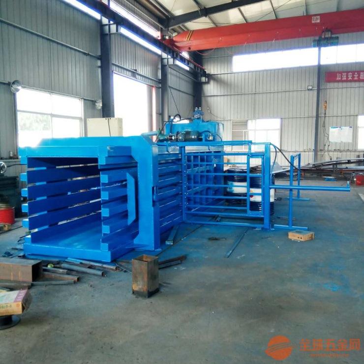 浙江宁波160吨卧式打包机价钱视频