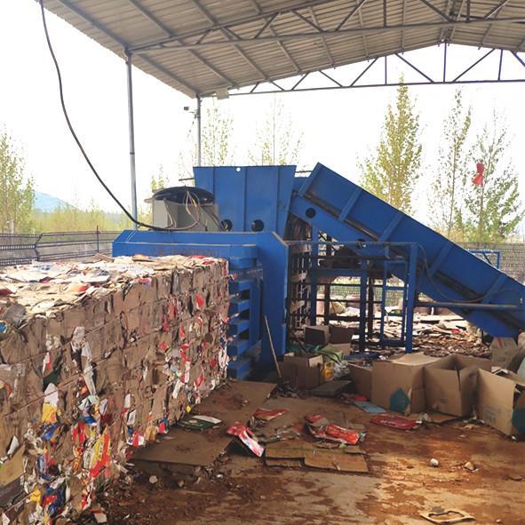 黑龍江120噸液壓薄膜打包機