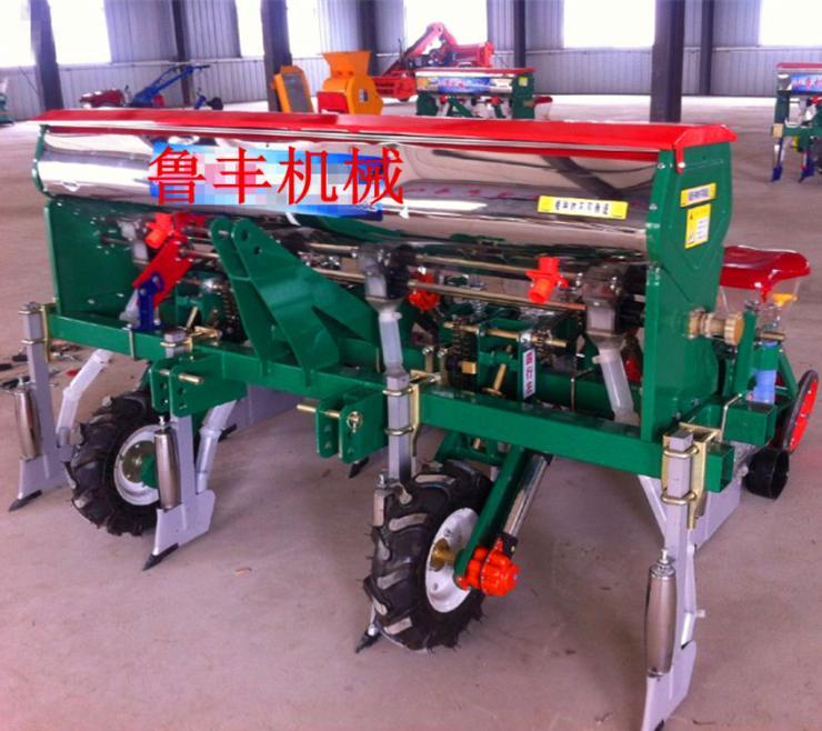 太原四行前后悬浮式玉米播种机品牌