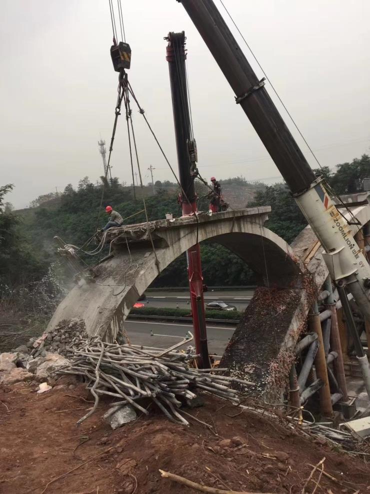 淄博桥梁切割拆除公司