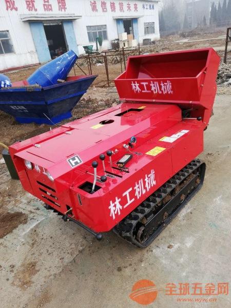 南县开沟排水履带开沟施肥机