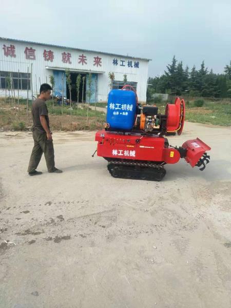 罗江县链条开沟机深度是多少果园下肥机价格