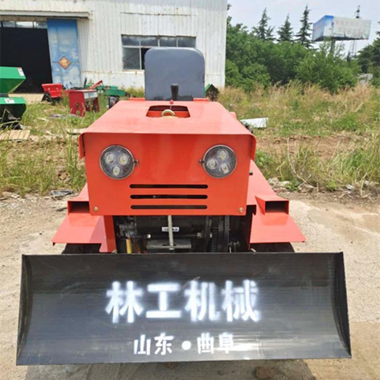 三明林工牌16马力乘坐式开沟机