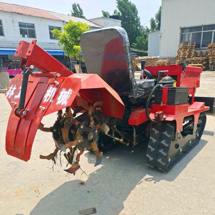 西豐縣16馬力除草機林工機械