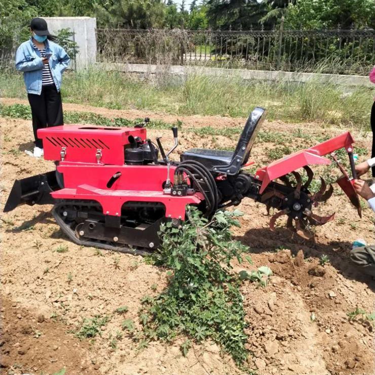 张家口林工机械果园深度开沟施肥机哪家卖的好