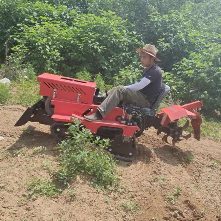 北湖區果園開溝施肥一體機開溝培土機林工機械