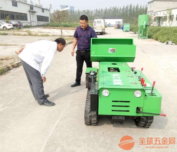 汉阳区自走式多功能果园施肥机现货