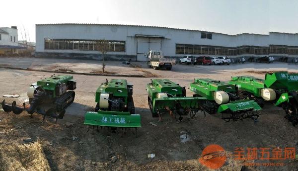 兴宾区32马力履带开沟旋耕施肥回填除草机生产厂家