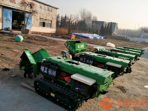 乌当区遥控履带式开沟旋耕施肥回填除草机多少钱一台