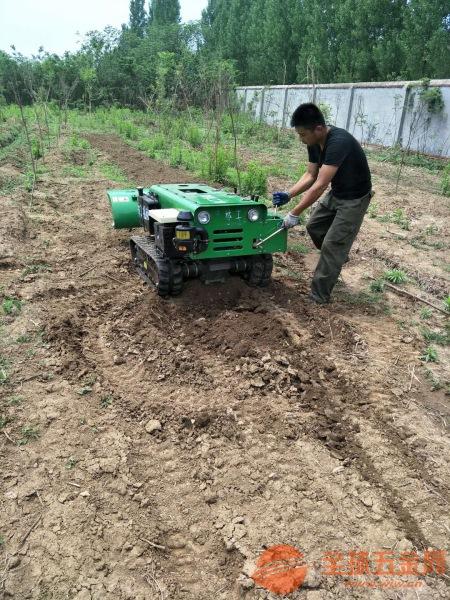 興賓區32馬力履帶開溝旋耕施肥回填除草機生產廠家