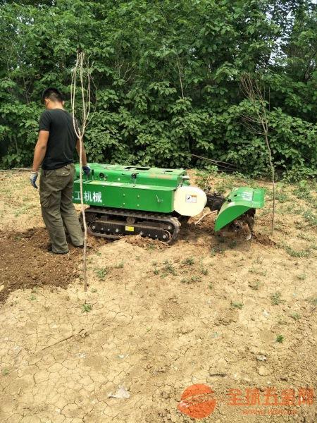 花溪区履带回填除草机可根据客户要求定做