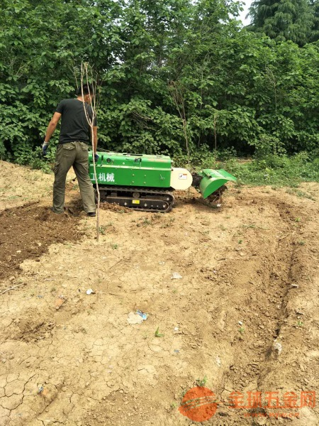 阿荣旗山地开荒开沟施肥回填机质量如何