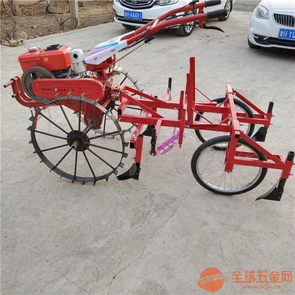汽油自走式四驱微耕机