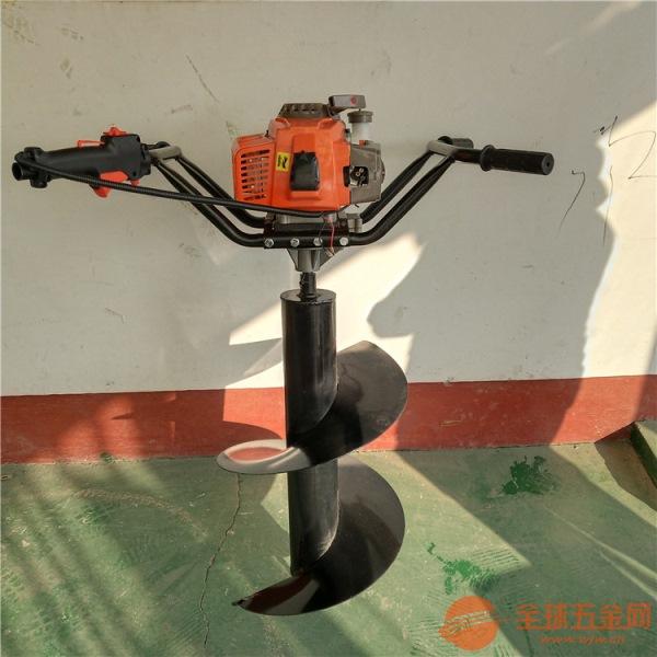 栽树挖坑机多少钱一台 多大的钻头