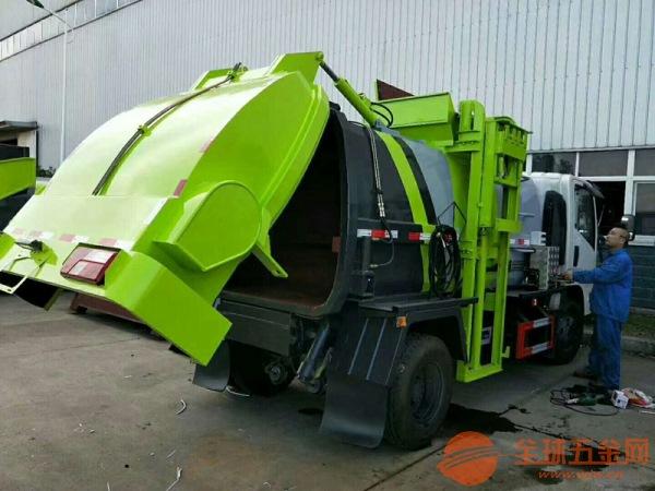 3吨餐余垃圾车厂家
