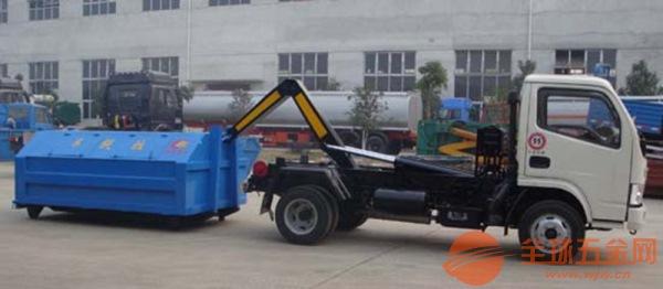 3吨拉臂垃圾车销售批发_操作简单