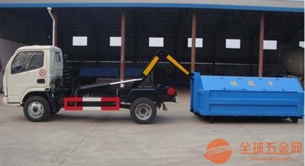 4吨车厢可卸式垃圾车销售批发_品质过硬