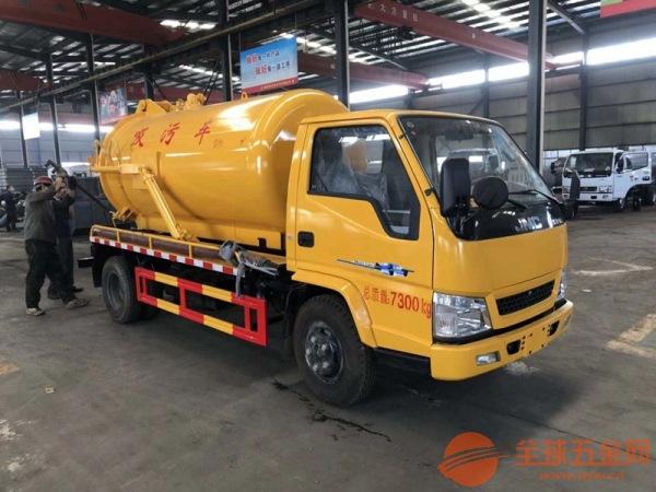东风多利卡D9吸污车工厂销售