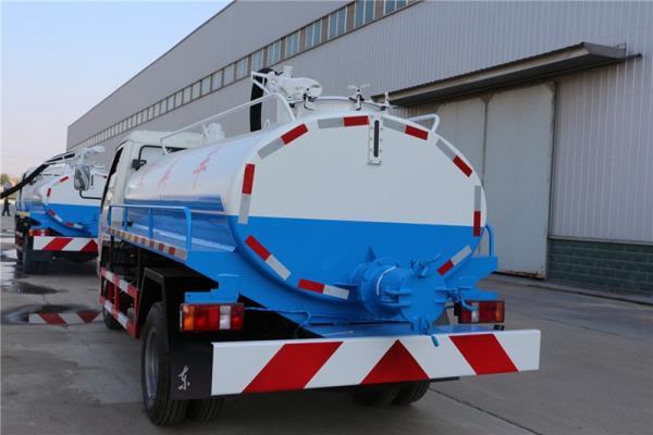 大功率真空泵吸糞車工廠銷售