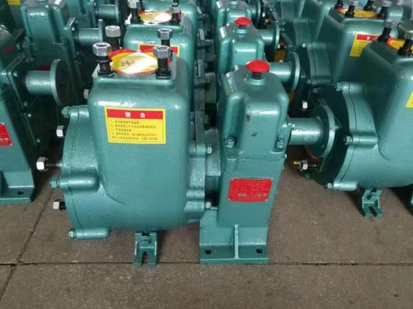 65QZ40/45N自吸式洒水车泵厂家价格