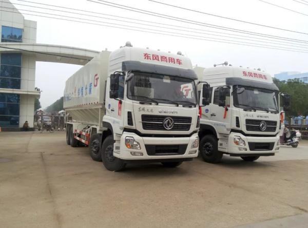 12吨饲料运输车价位_性价比高的饲料运输车_终身技术