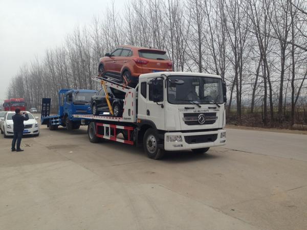 厂家定制清障车价位 5.6米清障车 事故拖车效率高
