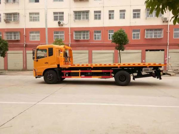 6吨清障车价位 高配版清障车 验收付款