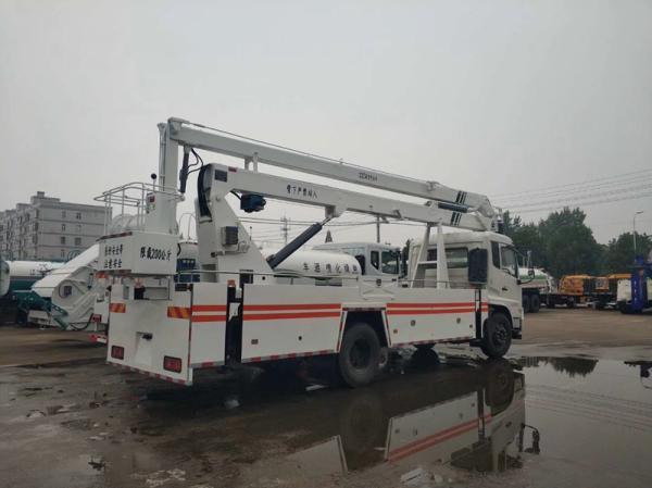 江南电力抢修高空举升车厂家 质量扎实