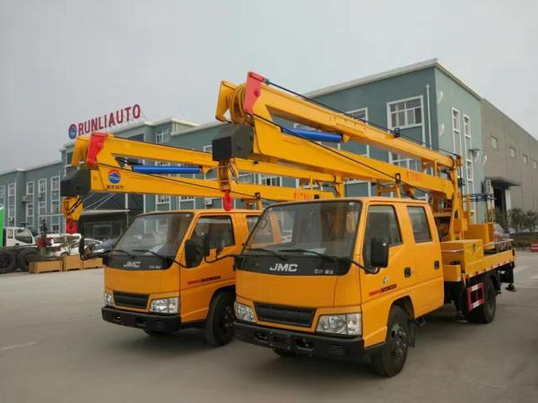 16米电力抢修高空举升车价位 树枝修理