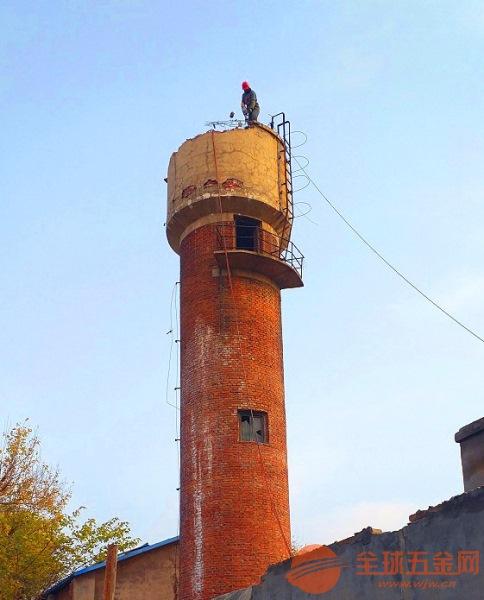 莱芜拆烟囱公司安全可靠