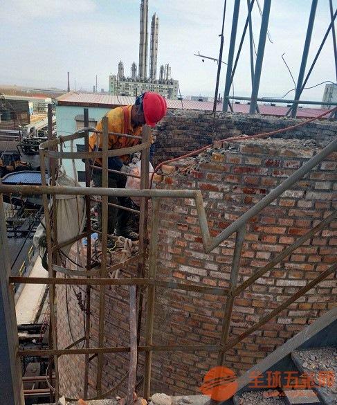 新闻:营口水泥烟囱拆除工作的重要性