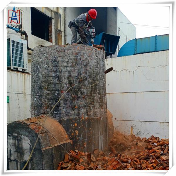 新闻:鄂州人工拆除烟囱公司哪家专业