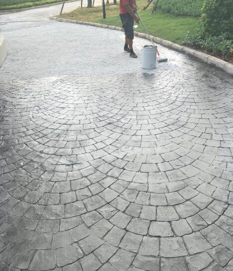梧州水泥壓花地坪產品特點