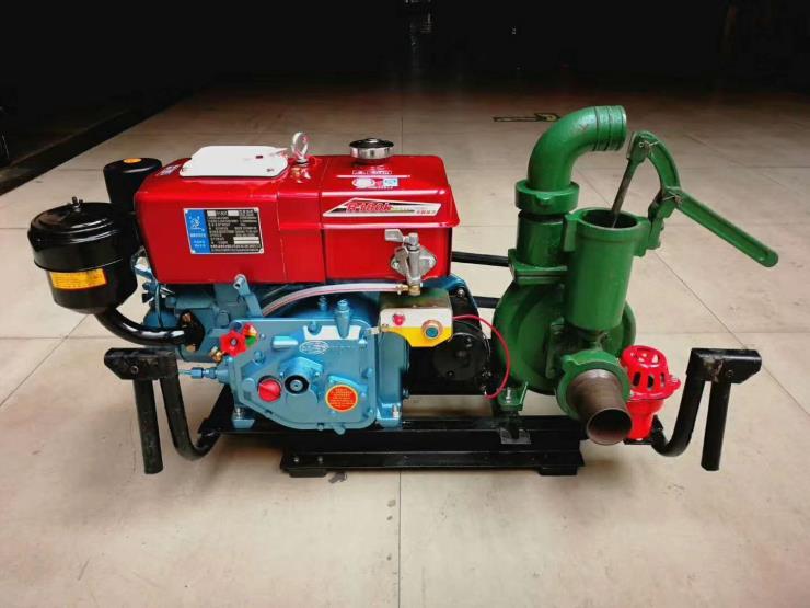 抢险汽油机水泵永寿油自吸泵厂家