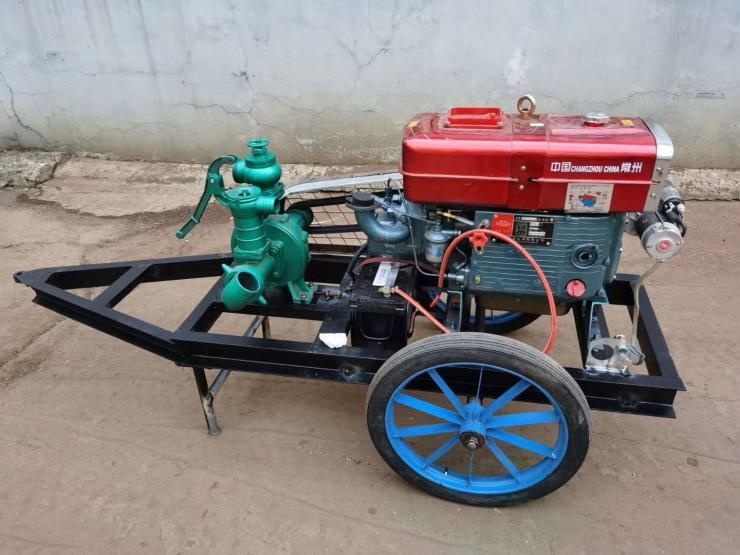 汽油抽水机道县抽水泵图片