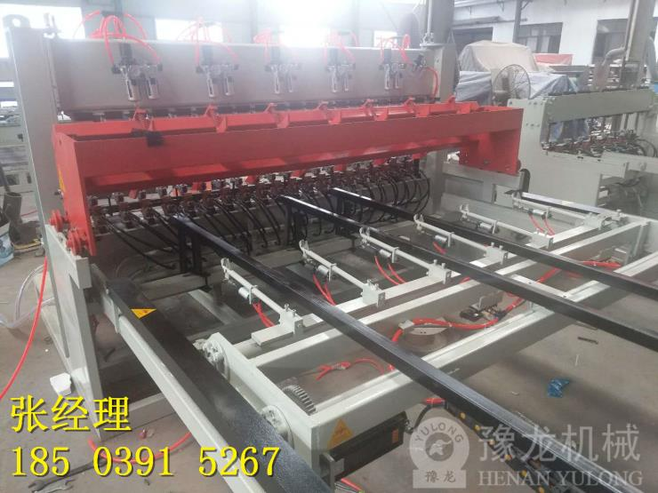 云南麗江市絲網焊網機操作