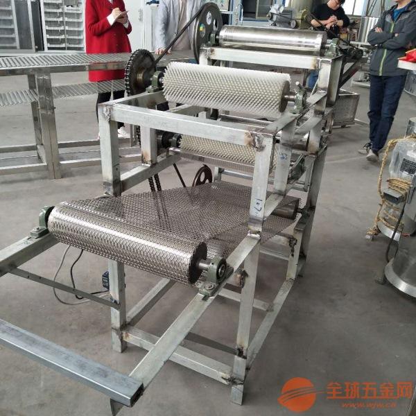 双层豆腐皮机不锈钢全自动机器哪家好