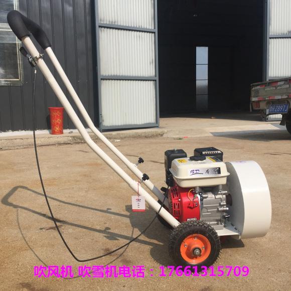 兰州清理使用的吹雪机/坚实耐用大棚专用吹雪机