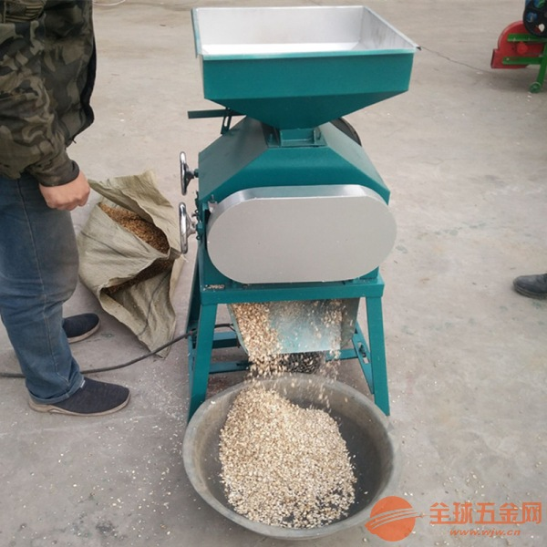 高粱菜籽挤扁机价格