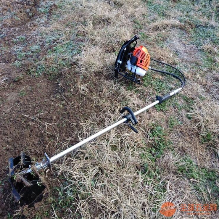 操作方便汽油除草机