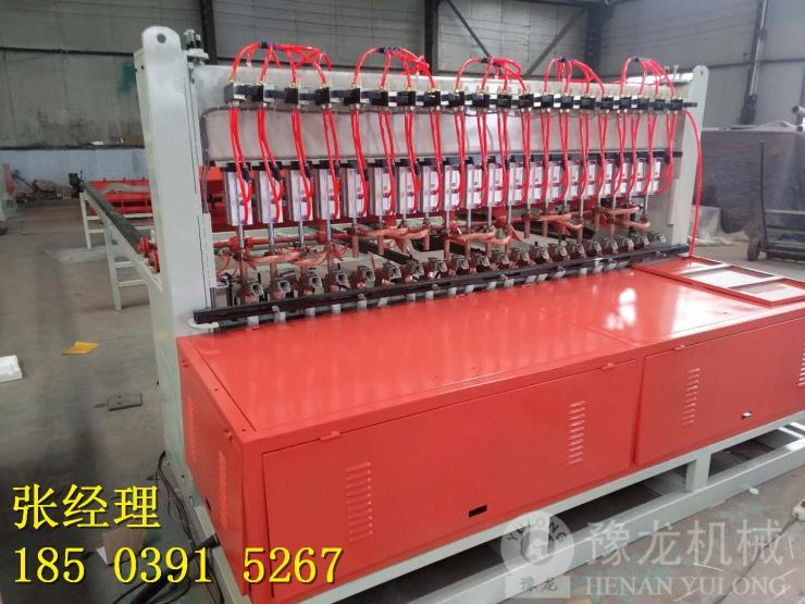云南麗江市絲網焊網機操作方法