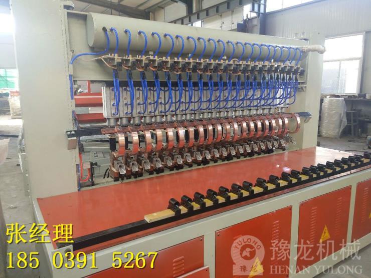 山西大同市數控鋼筋網片排焊機廠家直銷