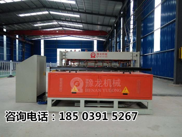 廣東廣州市鋼筋網片自動排焊機效率高速度快